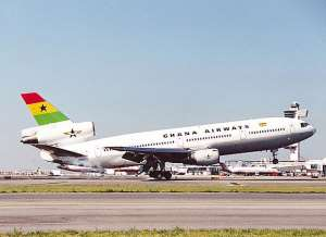 U.S. to Ghana Airways: Don't Sell Tickets