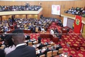 Minority Stages Walkout As Parliament Passes Holidays Amendment Bill