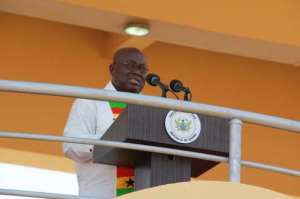 Ghana On The Right Path For Economic Prosperity