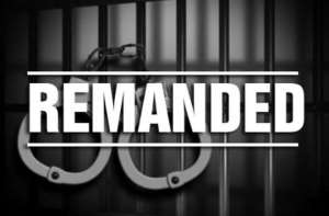 Four Persons On Remand For Robbery