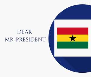 Open Letter To The President