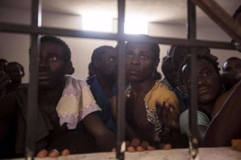 Exposed! Slavery in Libya 'partly masterminded by some Ghanaians'