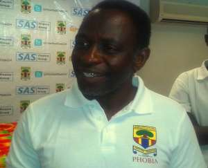 Mohammed Polo Expresses Delight Over Azumah Nelson Sports Complex Renovation