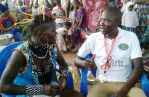 Wiyaala Joins Fans To Undergo HIV Screening