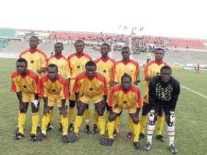 Black Satellites to play Mali on Sunday