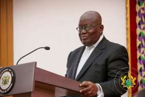 I'm Afraid, Your Excellency, Ghana Cannot Develop In The Midst Of Political Criminals