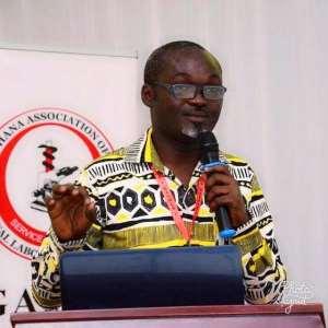 District Chief Executive of  Akatsi North District Assembly, Hon. Dr. Prince Sodoke Amuzu
