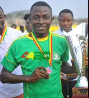 2018 CAF CL: Hafiz Adams Concedes Stern Battle For Aduana Stars In Algeria