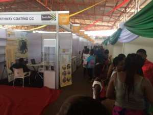 52 Districts Exhibit At 22nd International Trade Fair