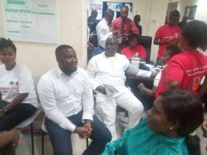 MPs Undertake Kidney Screening As Part Of World Kidney Day