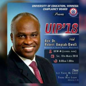 Mampong-Ashanti Campus Of UEW Hosts 2018 Edition Of 'Unified Intercessory Prayers' (UIP)