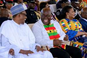 What Did Buhari Say @ Ghana's Independence Day?