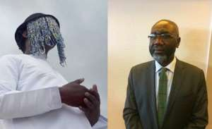 Anas Aremeyaw Anas and Joel Savage- The difference between us is I don't associate with high-profile Ebola criminals and don't hide behind a mask
