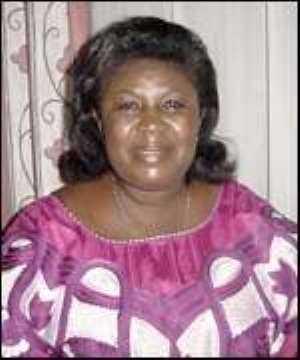Go Out There And Fight With Men -Mrs. Kufuor To Women
