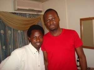 Ayo Shonaiya & Michael Alonge