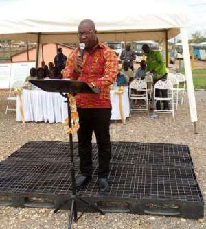 Prestea; DCE Appeals To Small Scale Miners