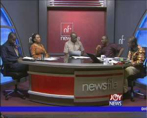 Saturday's Newsfile panel