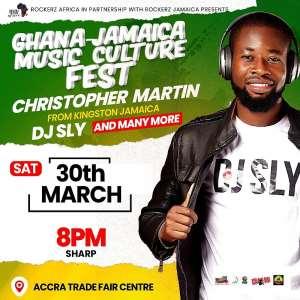 DJ Sly, Christopher Martin To Headline Ghana Jamaica Culture Music Festival In Accra
