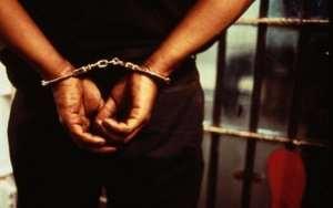 Parents arrested for confining kids