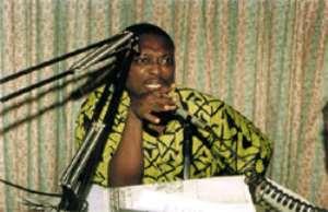 Kweku  Baako professes love for the Kufour gov't