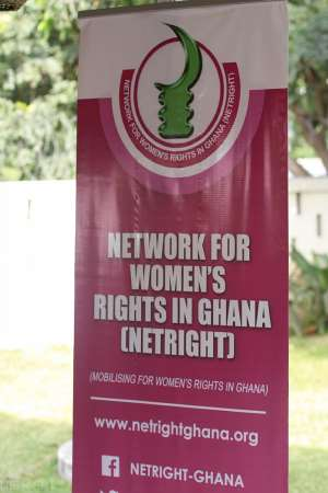 IWD 2019: Netright Ghana Wants End To Abuse, Inequalities, Violation Against Women And Girls [Speech]