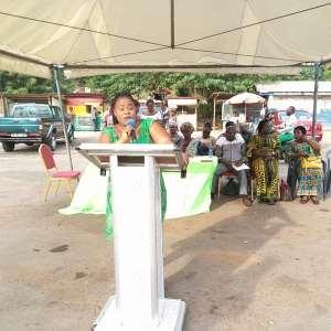 Akosombo: Zizikarl Foundation Observes International Women's Day