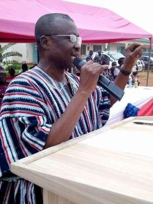 Residents Of Savanna Region Reject Samuel Yeyu Tika As Deputy Minister