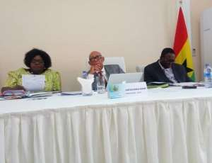 Matters Arising From The Commission