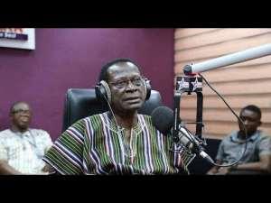 Late Dr. Kwabena Adjei
