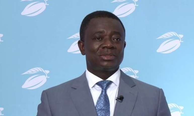State sues former COCOBOD CEO Opuni
