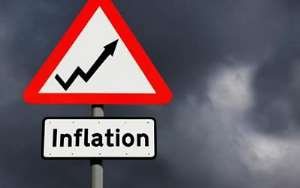 Inflation Up To 10.6% in February
