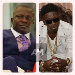 Bryan Acheampong To Sue Shatta Wale