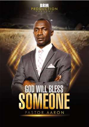 Pastor Aaron Releases Debut Song 'God Will Bless Someone'