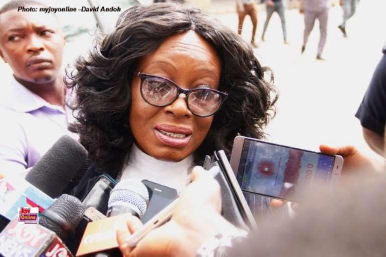 Attorney General, Gloria Akuffo