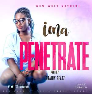 Afro-pop Singer Iona Enters Music Scene With Her Single 'Penetrate'