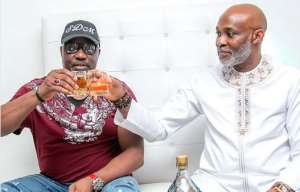 Actor, RMD Hangs out with Controversial Senator, Dino Melaye