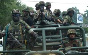File photo: Security in Chereponi has been intensified to avert reprisal attacks.