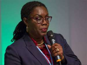 Ursula Owusu-Ekuful, Minister Of Communications