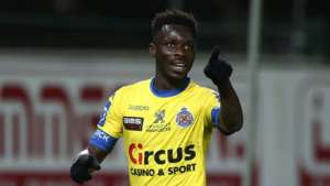 Nana Ampomah To Part Ways With Waasland-Beveren This Summer