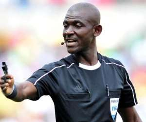 Referee Lamptey banned for life