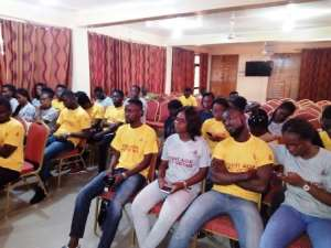 Legon Students Embark On HIV/AIDS Awareness In Wa