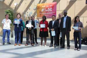 Green groups at Africa Climate Week call for less talk and more action on low-carbon transition