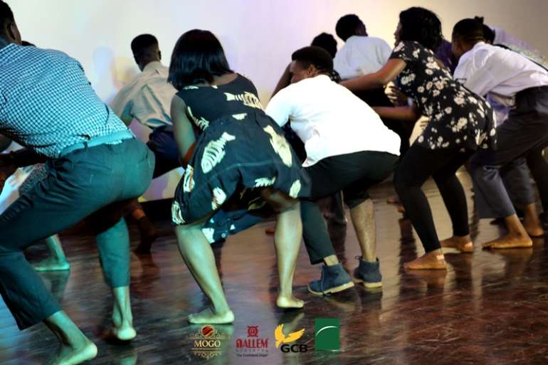 Wogbejeke tells Ghana's music history at #MOGO2017