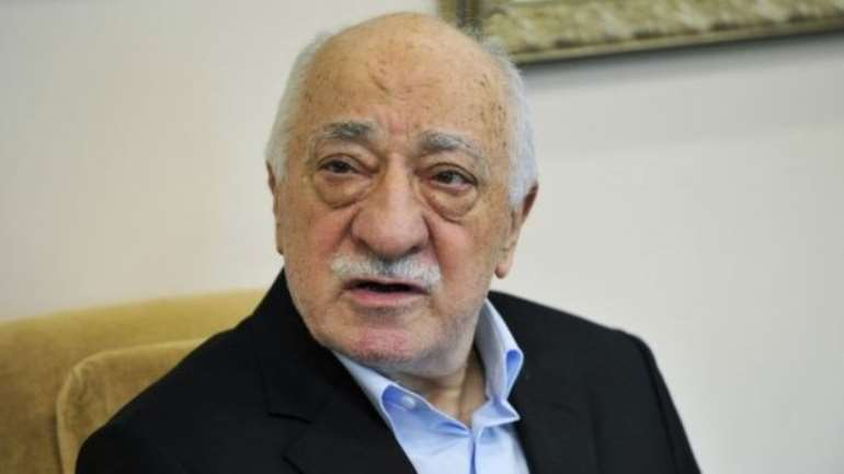 Mr Gulen has lived in the US for nearly two decades (Image copyright AP)