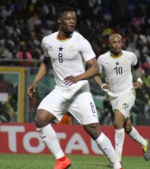 Caleb Ekuban Scores Again In Ghana Win Against Mauritania
