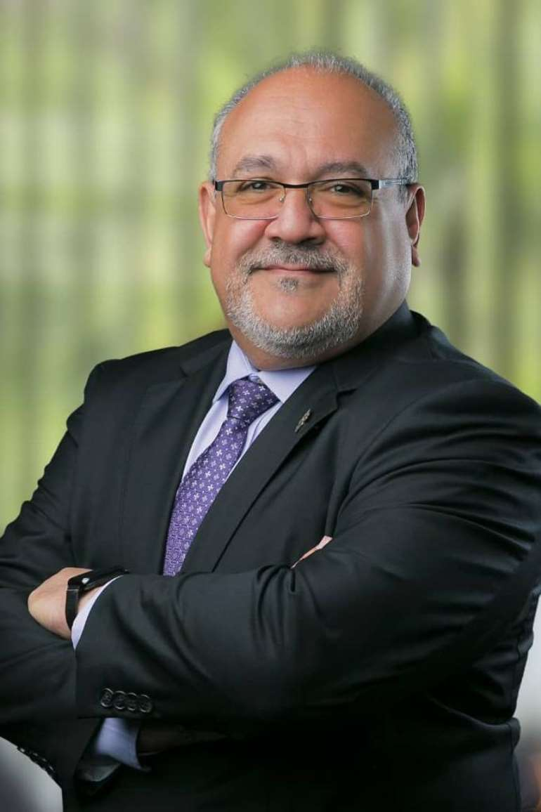 Mr. Farid Antar, MD Republic Bank