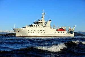 Norway and FAO launch unique, state-of-the art oceanic research ship