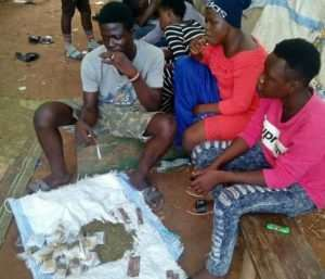 Fear Grips Tamale Residents Over Increasing Drug Abuse By Youth