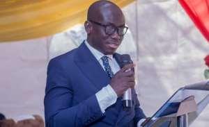 Godfred Yeboah Dame