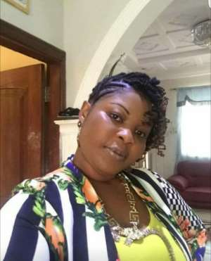 Anthony Annan's Wife, Gifty Annan